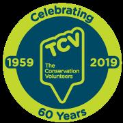 TCV @ 60 logo